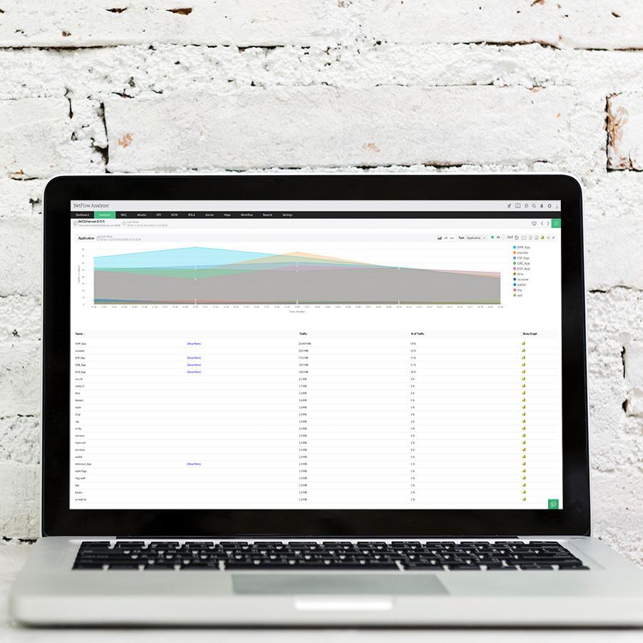 NetFlow Analyzer 5