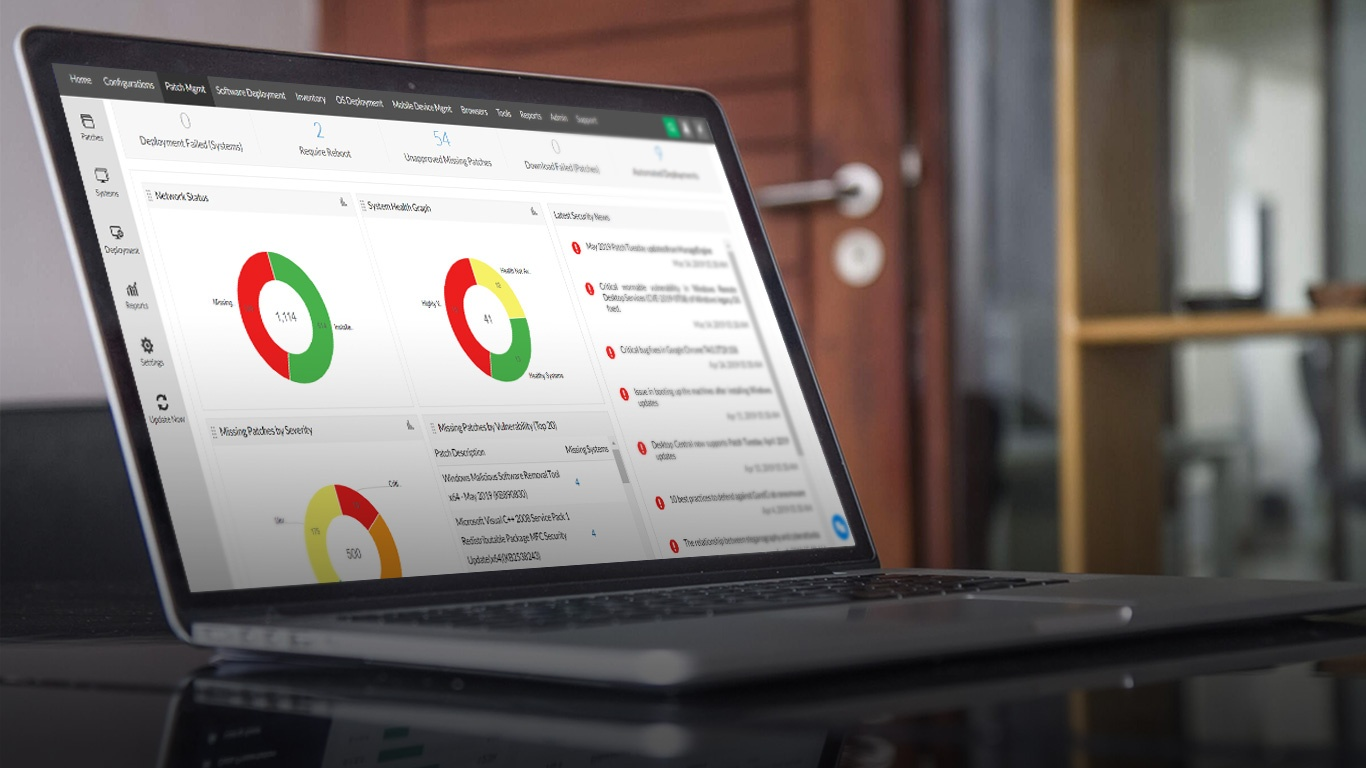 Desktop Central - ITR Technology