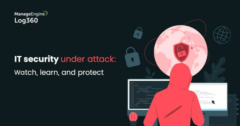 Is IT security under attack? 1