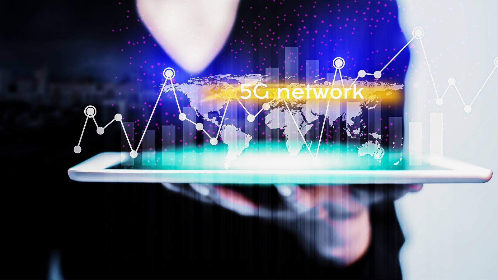 5G and IoT - desktop central cloud